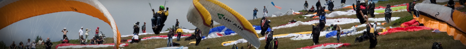 Paragliding